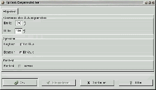 Preferences Dialog (Version 0.1.0)